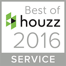 SpaceCraft wins 2016 Best of Houzz Award