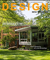 SpaceCraft Architecture featured in Design New England.