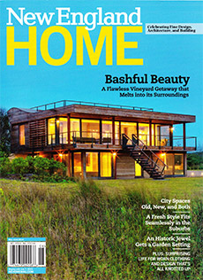 New England Home magazine - May June 2014